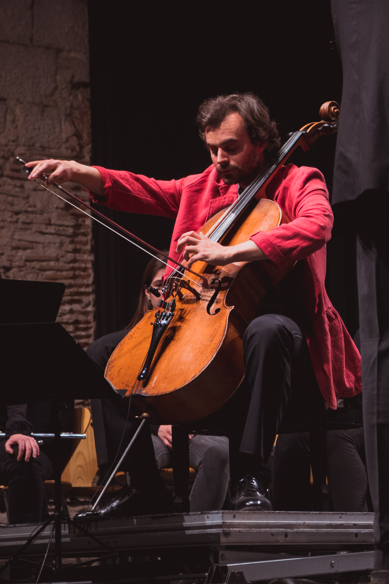 Ramon Bassal - Cello