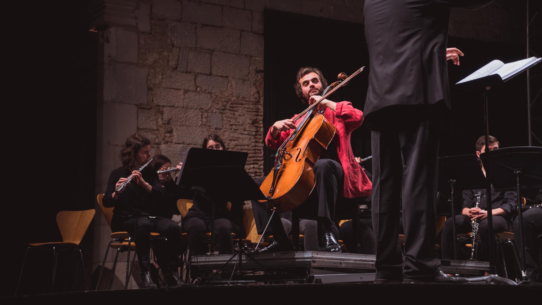 Ramon Bassal - Cello